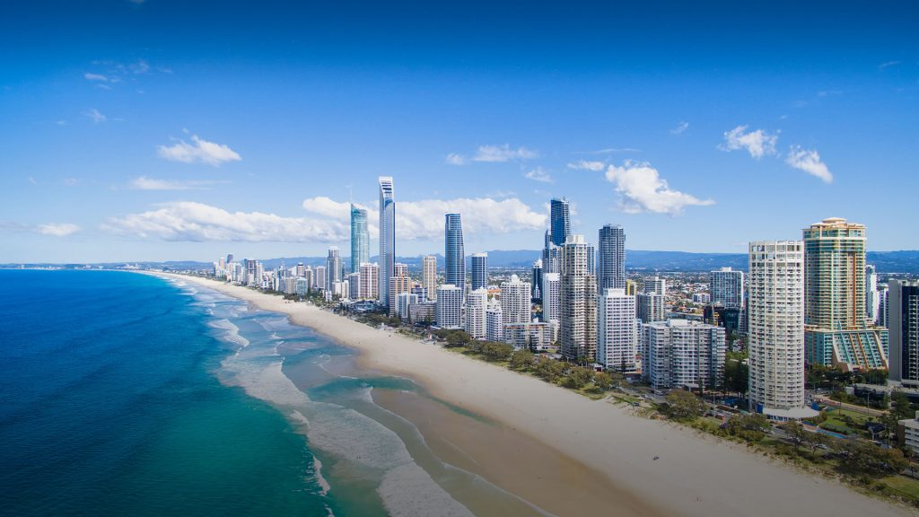 Holidaying on Australia's Gold Coast