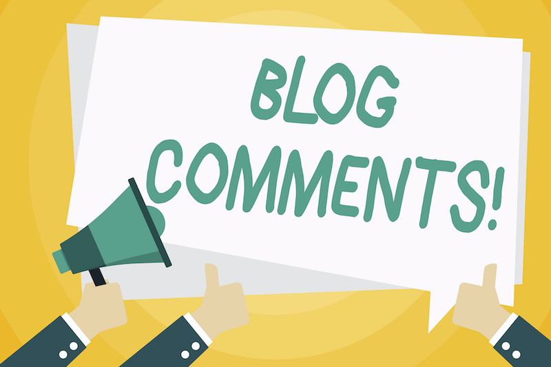 Blog Comments