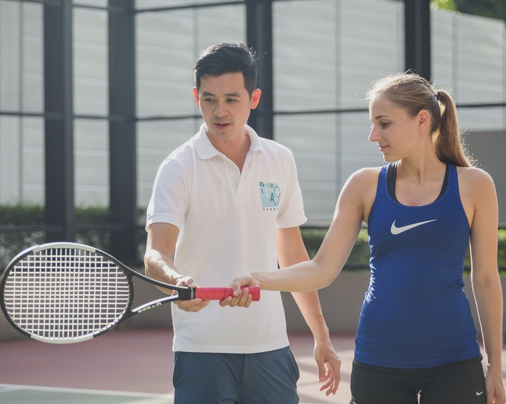 How to Choose a great Tennis Instructor